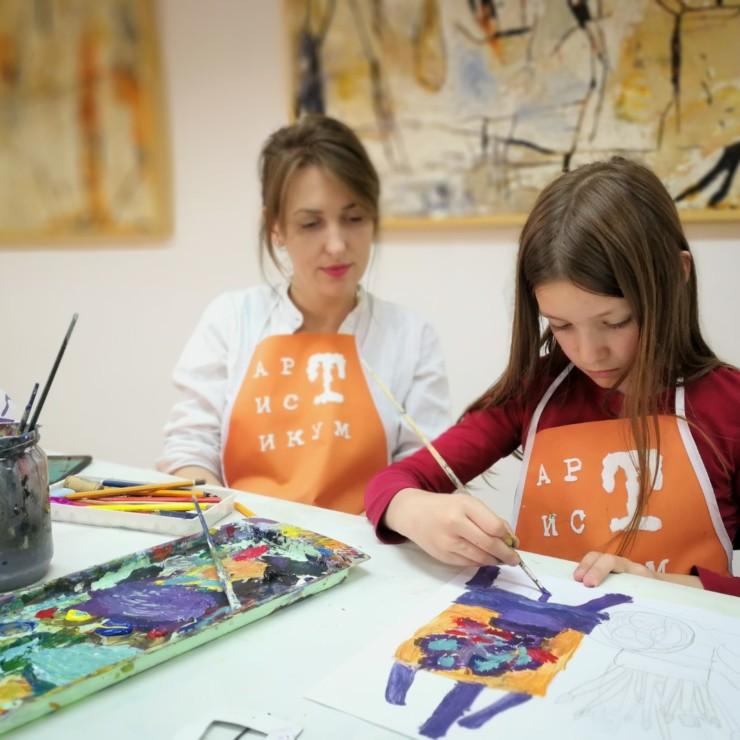 Slikarstvo za mlade