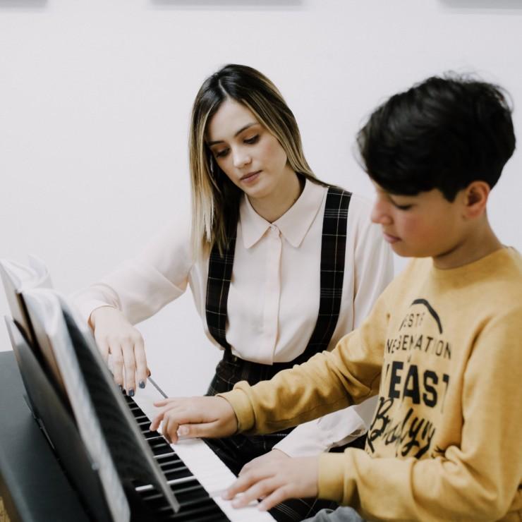 Škola klavira