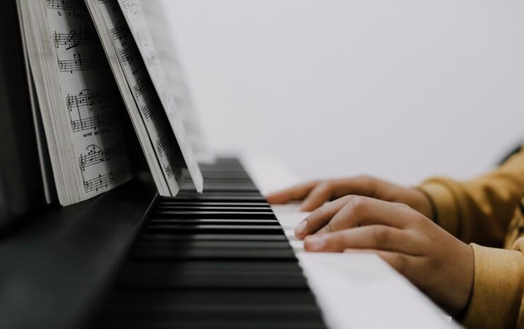 Online časovi klavira
