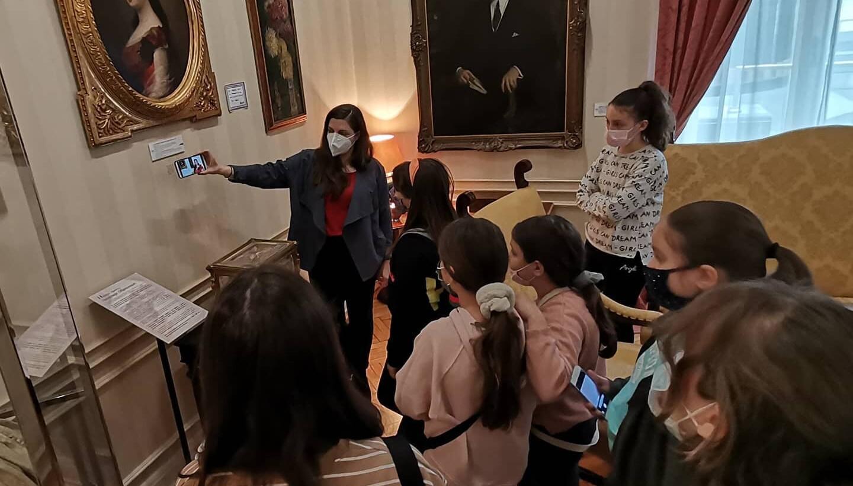 U MUZEJU: Slikarstvo za mlade